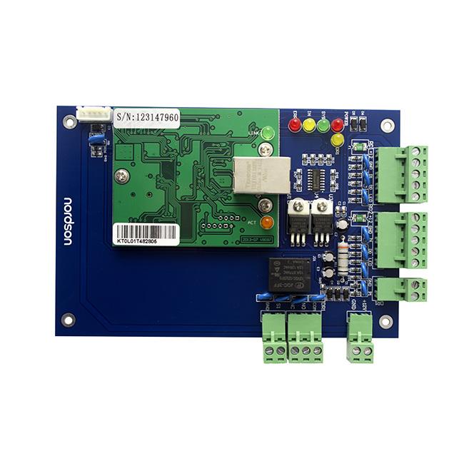 NS-L1单门网络门禁控制板(配Web Server)