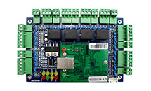 NS-L4四门网络门禁控制板(配Web Server)