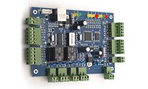 NS-E200双门网络门禁控制板